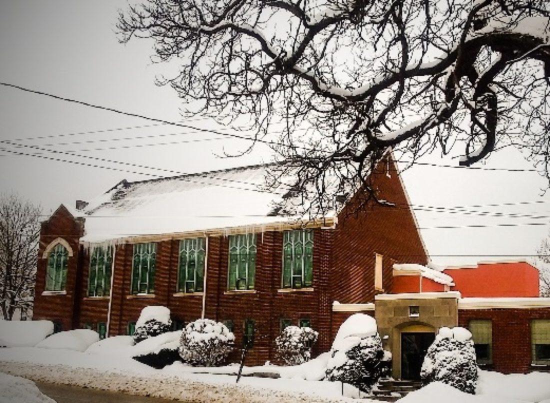 Roland Kidder Memorial United Methodist Church.