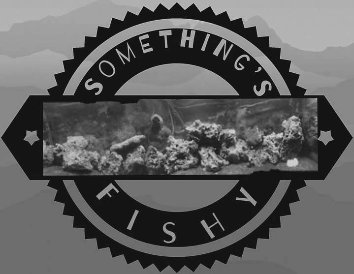 The Something's Fishy logo, which is a new business that opened last month operated by William Smith. Submitted photo