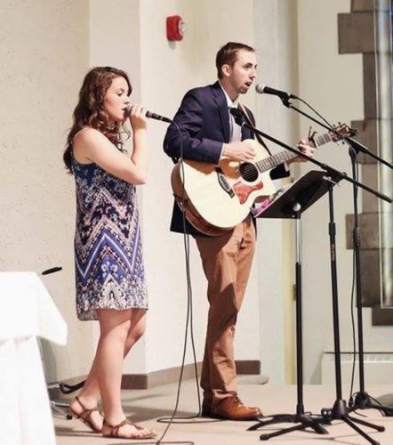 St. Susan Center will host its Winter Soup and a Song Series on Saturday, Jan. 27. Brandon and Heidi Hatch will perform.