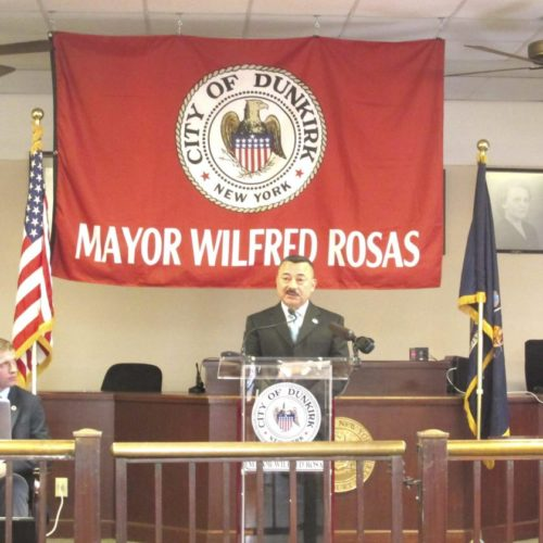 Wilfred Rosas
