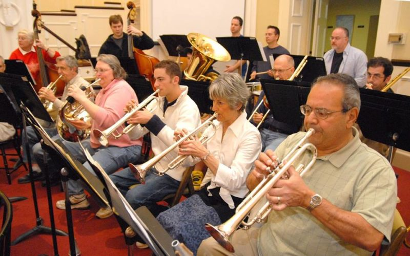 The Jamestown Area Community Orchestra its recognizing its upcoming 2018 season as its 25th, as the organization traces its roots to its inaugural concert at First Covenant Church on April 25, 1993. Submitted photo courtesy of Facebook