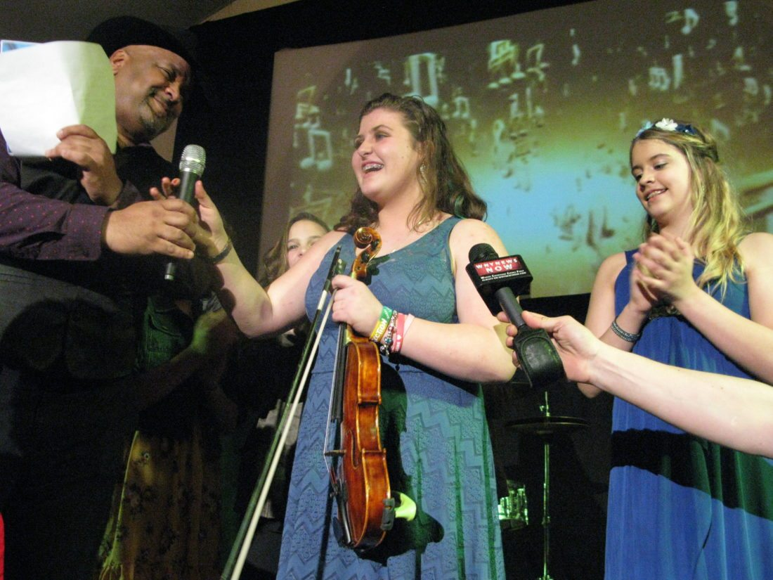 """Auditions for the ninth season of """"Chautauqua's Got Talent"""" will be held at The Spire Theater, 317 E. Third St. in Jamestown, on Monday, Feb. 19, at 7 p.m. P-J file photo by Gavin Paterniti"""