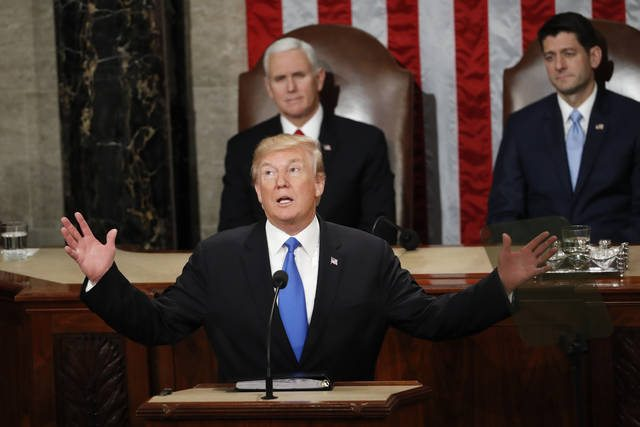 Trump calls for 'unity, new American moment' in national address