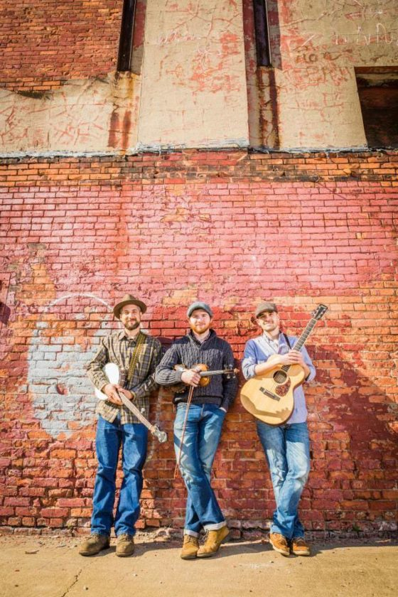 """The Brothers Blue of Honeoye in the Finger Lakes region will be the featured performers in February's installment of Trinity Guitars' """"Back Room Radio Hour"""" on Thursday, Feb. 8. Submitted photo"""