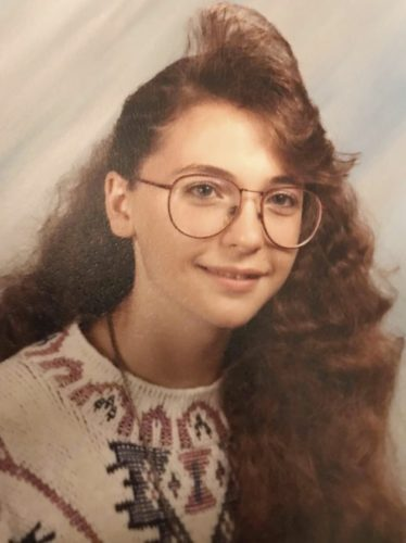 Nadia Iverson, a 1995 graduate of Youngsville High School, was 20 years old when she was killed. Submitted photo