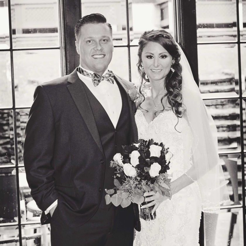 Mr. and Mrs. Michael Gregory Streed