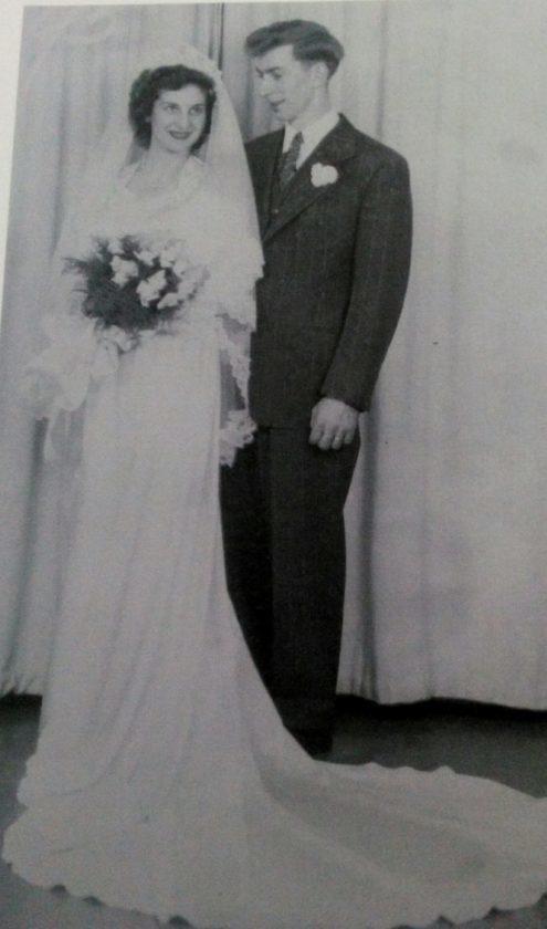 Mr. and Mrs. Basil Bunce
