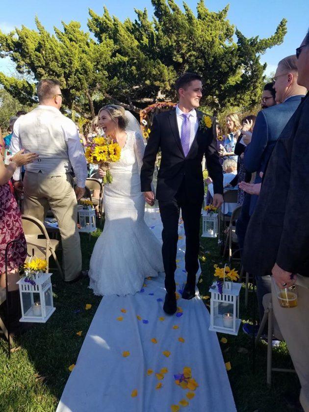 Mr. and Mrs. Jesse John Hynd