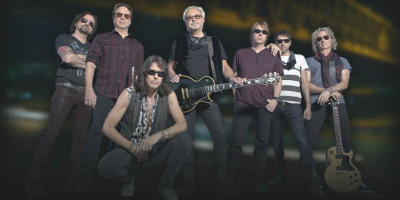 Foreigner, currently in the midst of their 40th anniversary tour, will stop at Seneca Allegany Events Center on Saturday, March 3, for a 7 p.m. concert featuring their chart-topping songs. Submitted photo