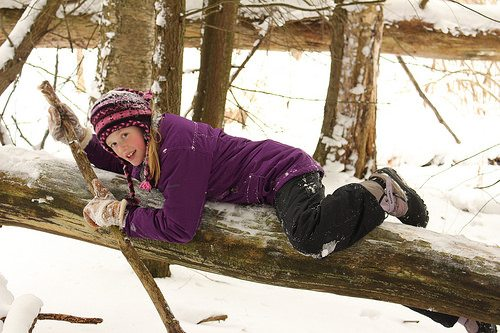 Like summer Day Camp with a winter twist, Snow Camp at Audubon Community Nature Center is a day of activities for children on Presidents' Day, Monday, Feb. 19.