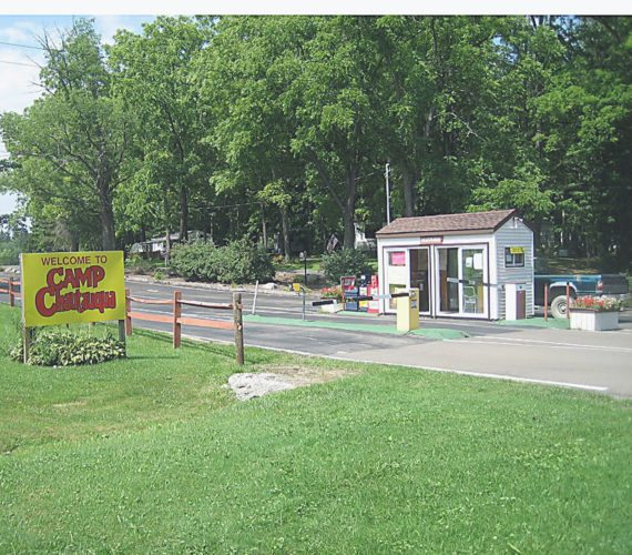 Camp Chautauqua is celebrating 50 years as a family-owned and operated business in Stow. Roger and Janet Anderson purchased the camp in 1968 and it has since been passed down through the Anderson family. Submitted photo
