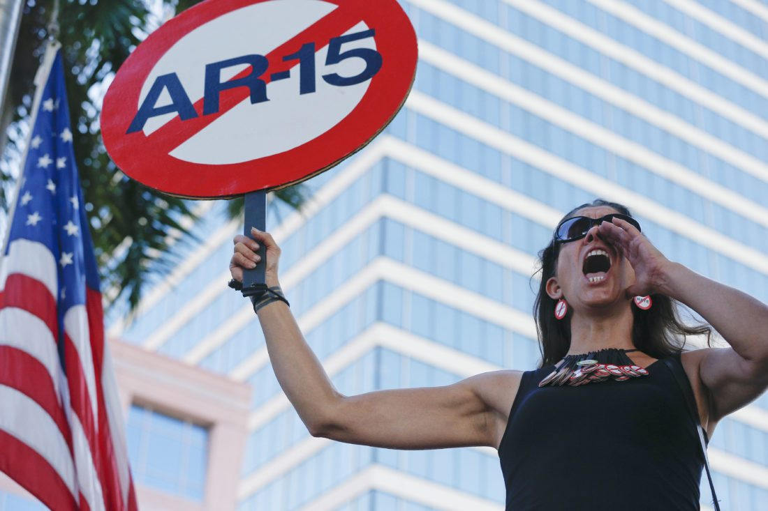 Florida students heading to state capital hoping for stricter gun laws