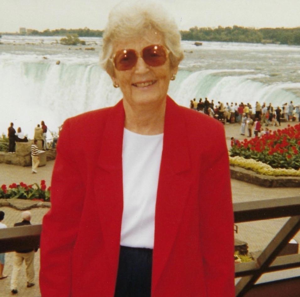 Patricia A Clauson