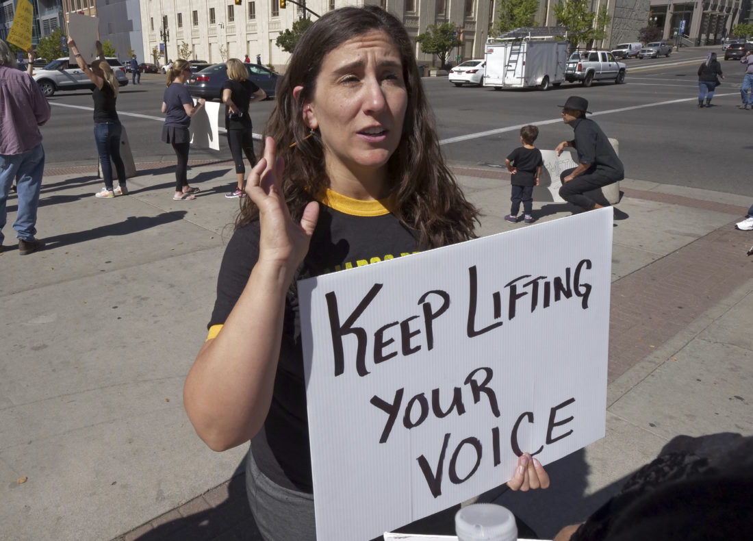 Sexual Assault Hotline reports increase in calls since Kavanaugh hearing