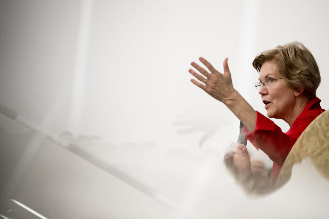 Elizabeth Warren launches exploratory committee in step toward 2020 presidential run