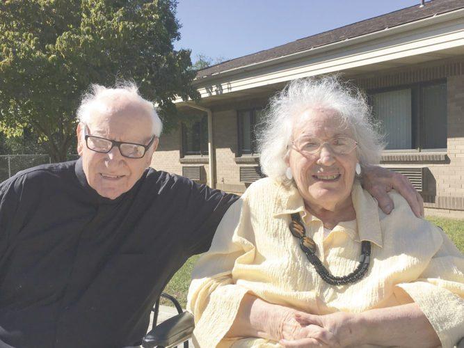 Carl and June Mooney