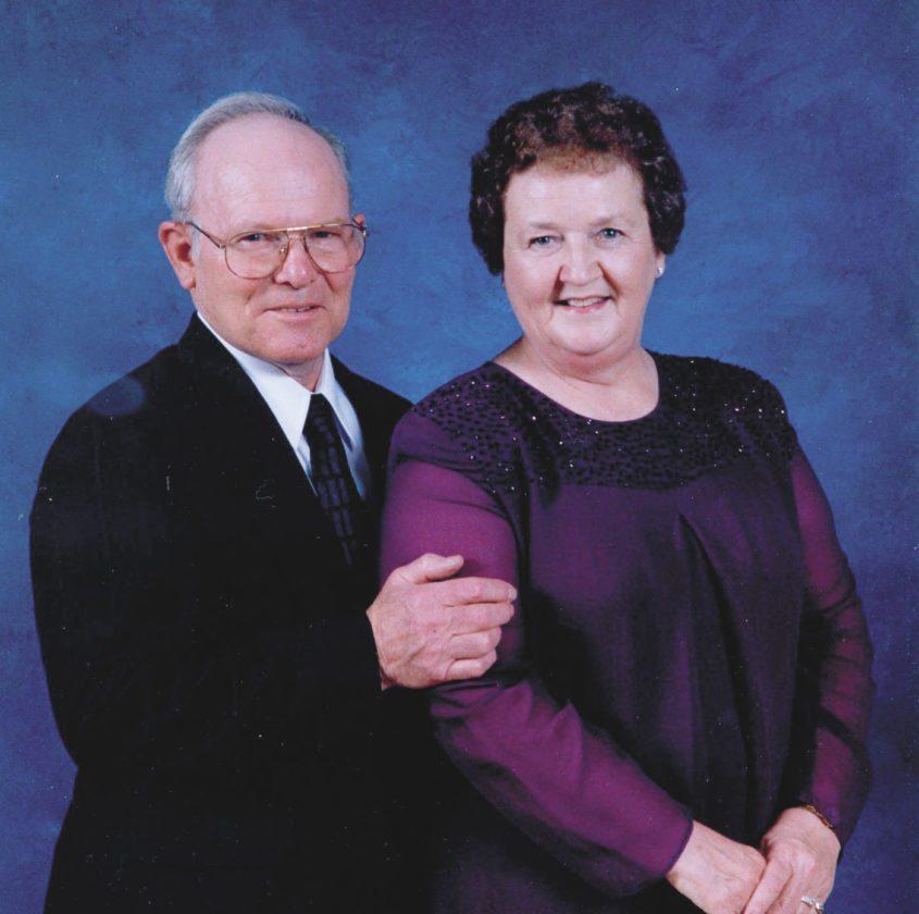 Jason and George Ann Frischkorn