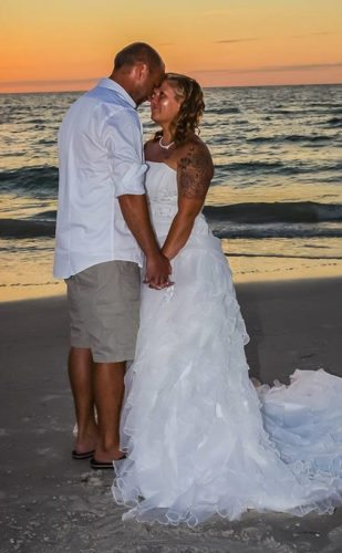 Mr. and Mrs. Jesse  and Caroline Reckner