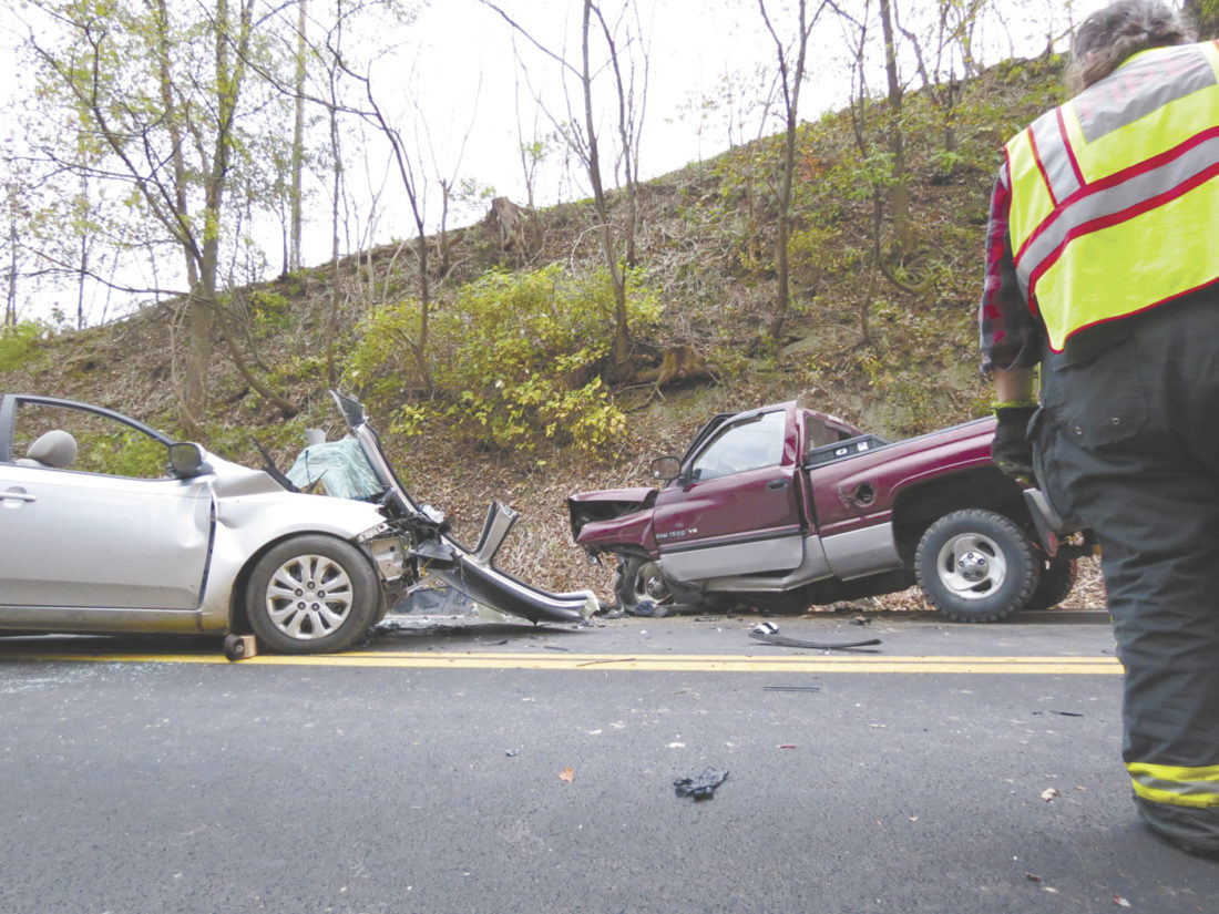 route 30 accident | news, sports, jobs - the review