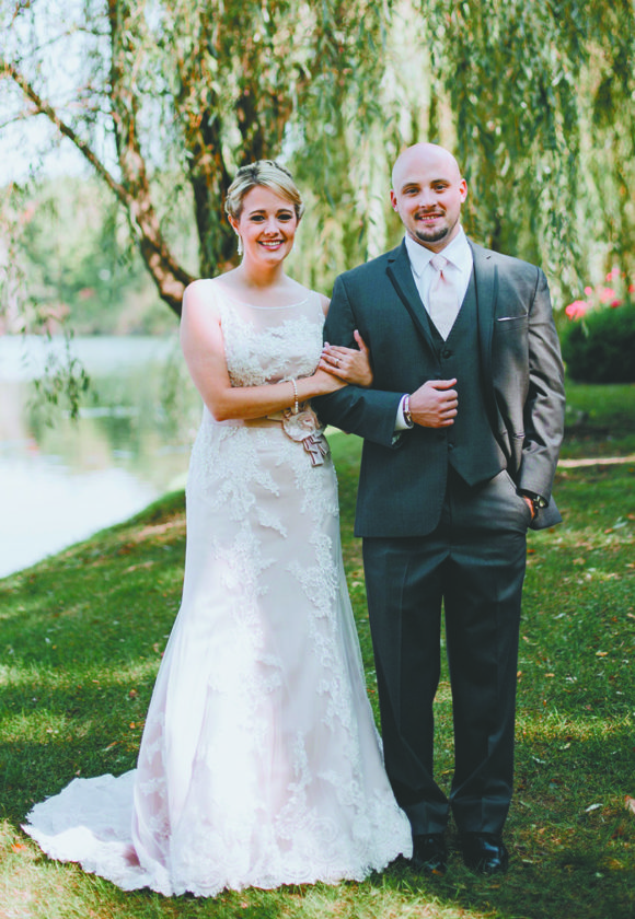 Mr. and Mrs. Corey and Veronica Smith