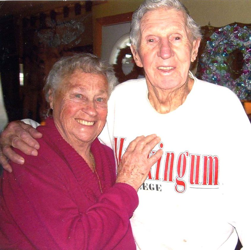 Reverend and Mrs. Wayne F. Standley