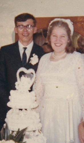 Robert and Sondra (Johnson) Ramsey