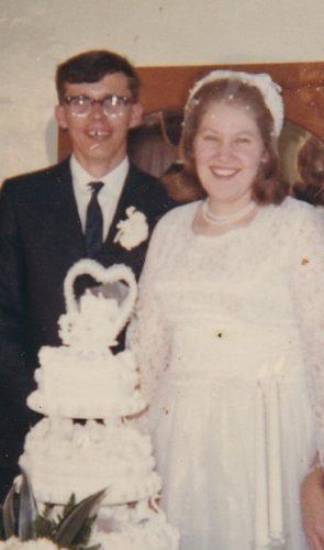 Robert and Sondra (Johnson) Ramsey