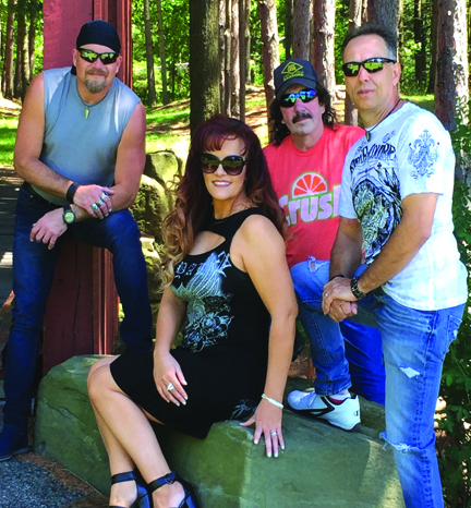 "The Newell Community Improvement Coalition announces that ""The Crush"" will perform 7-9 p.m. Sunday at Laurel Hollow Park in Newell. The free public concert is sponsored by Top of WV Visitors Bureau. Free parking. Shuttle available for those unable to walk to the park. Concessions available. (Submitted photo)"