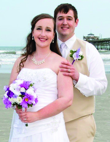 Mr. and Mrs.  Matthew and Rachel Carr