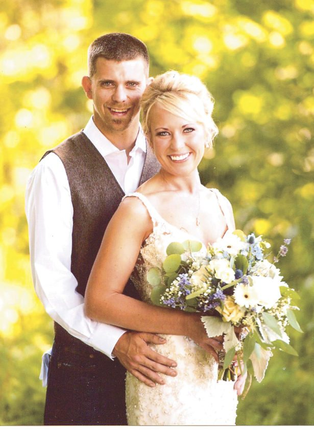 Lindsey and Michael Doughty