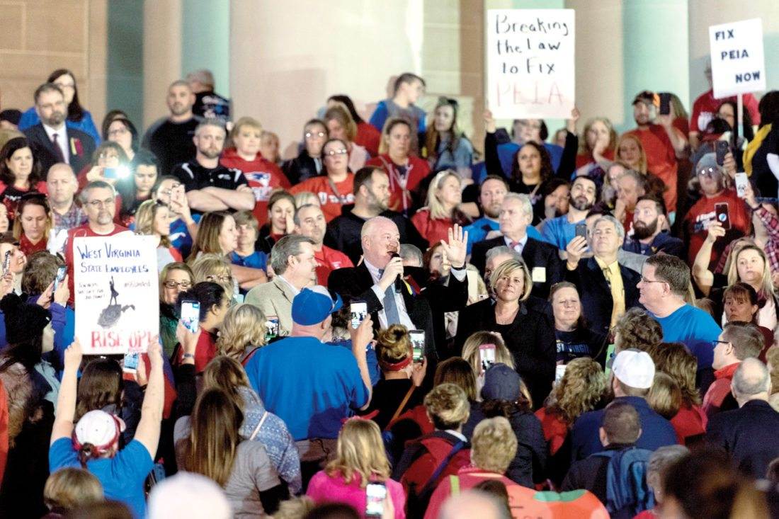 West Virginia teachers to end strike Thursday