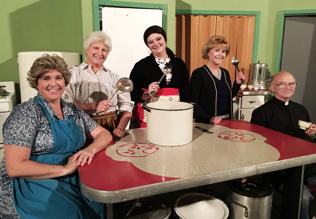 The Salem Community Theatre Will Present U201cA Second Helping: The Church  Basement Ladies Sequelu201d The Weekends Of Feb. 17 And Feb. 24.