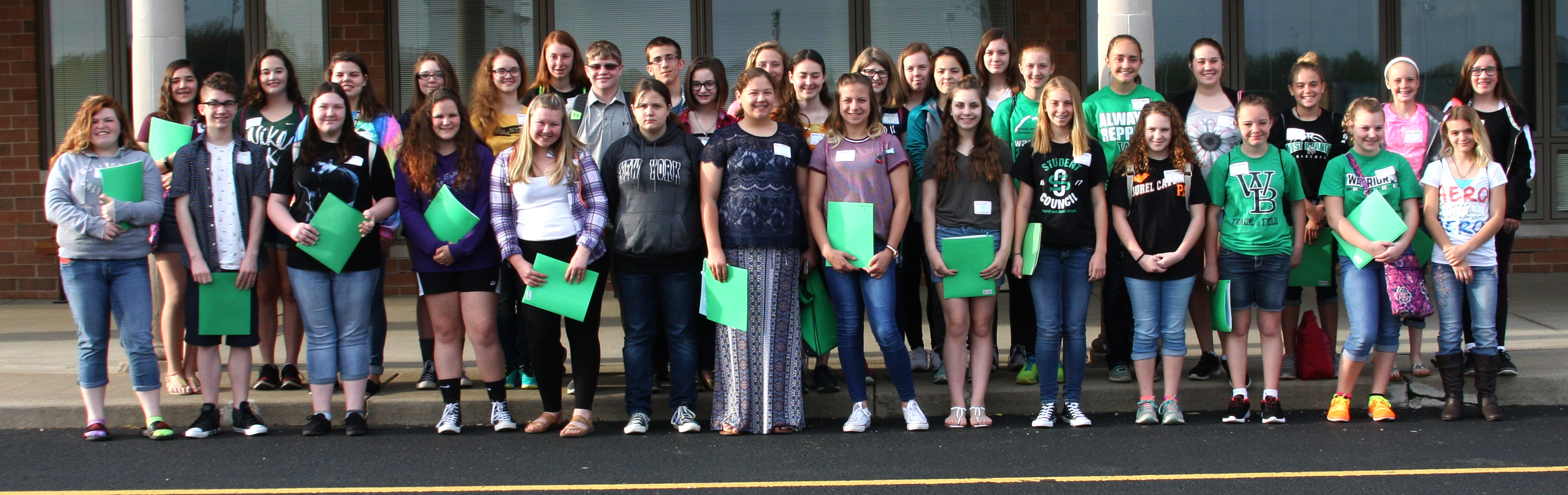 West Branch Students Participate In Ysu English Festival