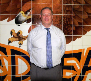 New United Local superintendent Lance Hostetler will welcome students on Aug. 28