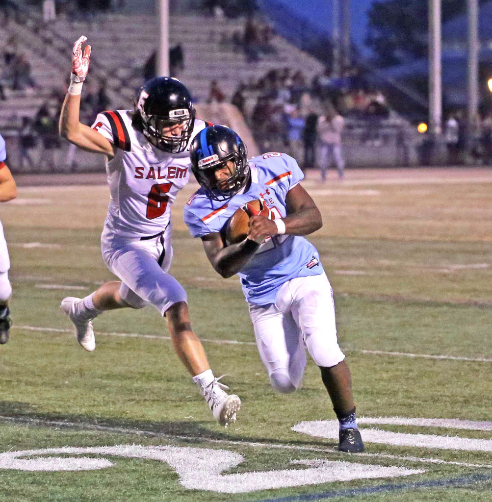Duce's big game turns into Salem nightmare