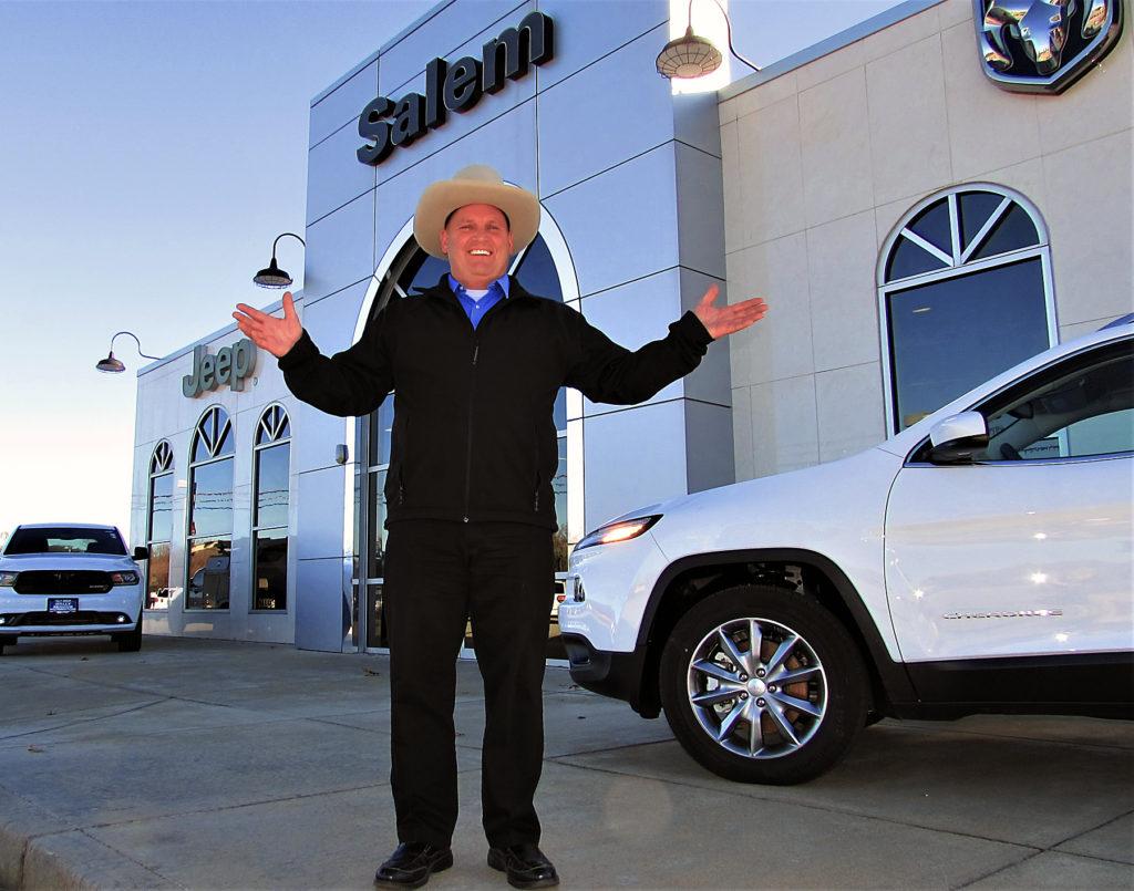 Wally Armour Salem Chrysler Dodge Jeep Ram Steers Toward The Future