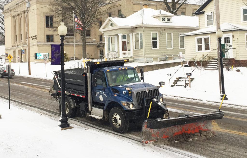 12-13 plow truck