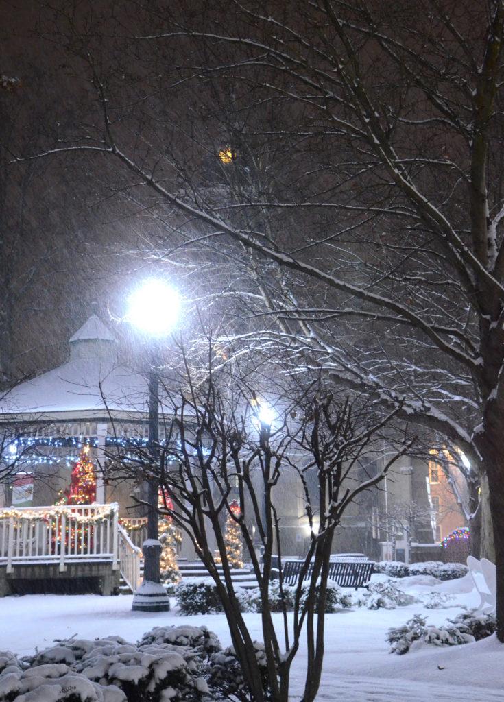wild year-end snow