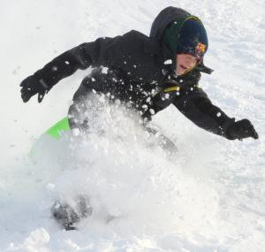 Snowmagedon Sleddin' 3b pat