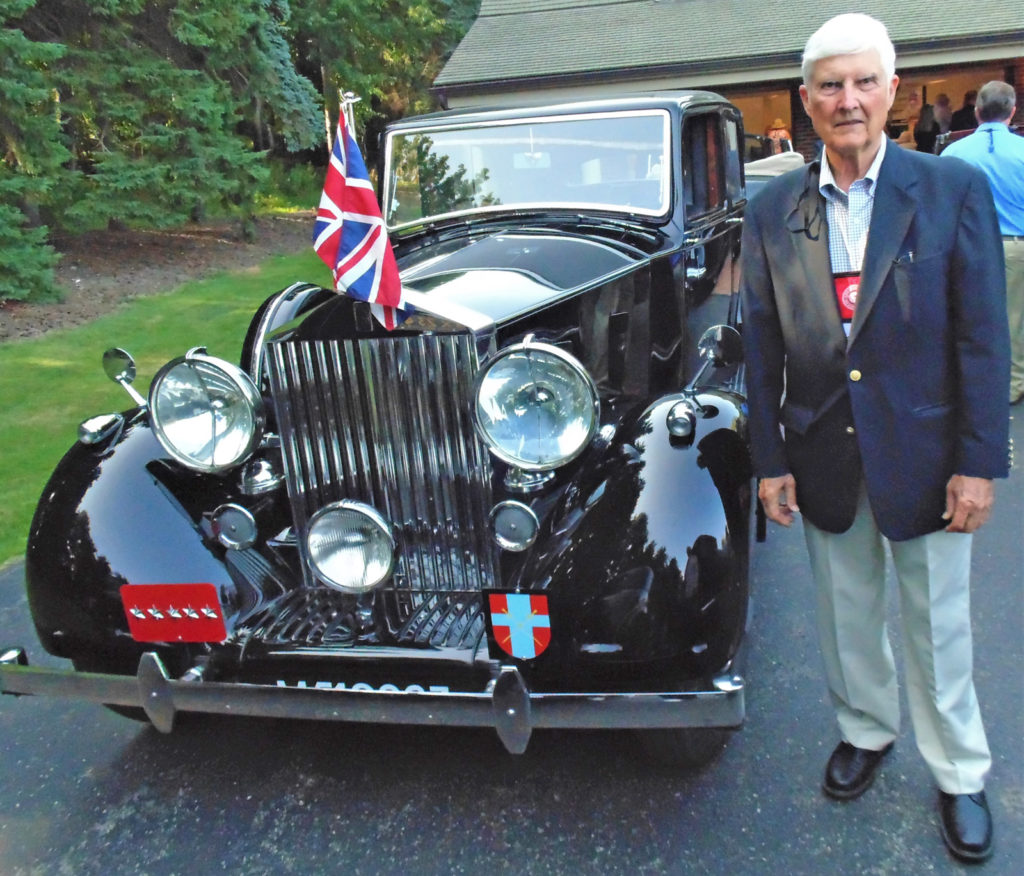 Classic Car Club Sweeps Through Salem News Sports Jobs Salem News - Classic car club of america