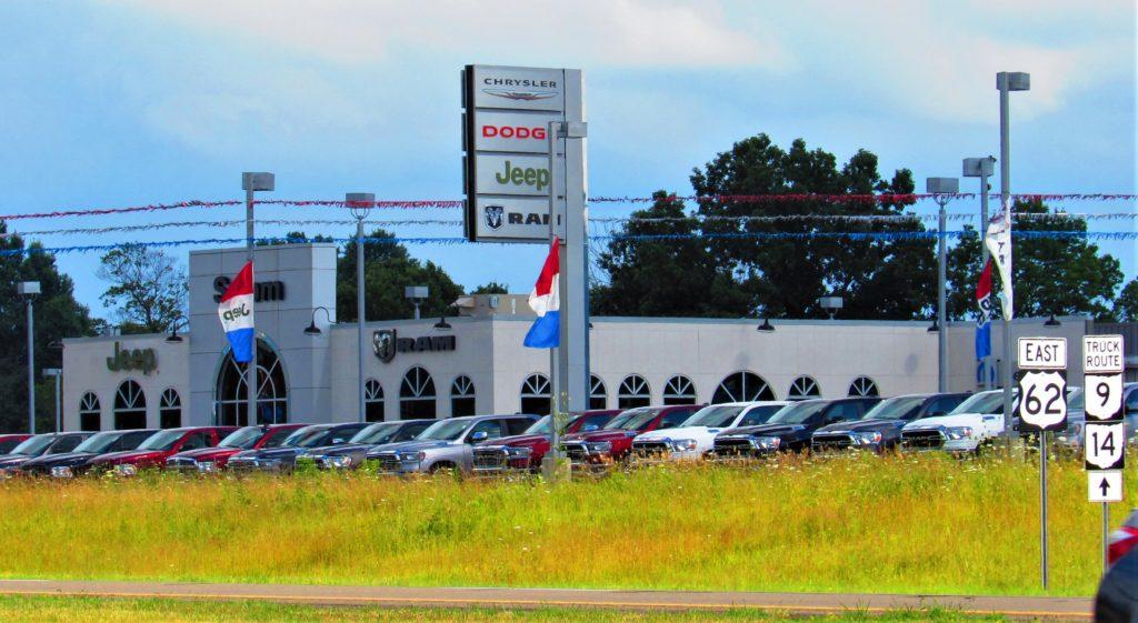 New Owner At Salem Car Dealership Lot News Sports Jobs Salem News