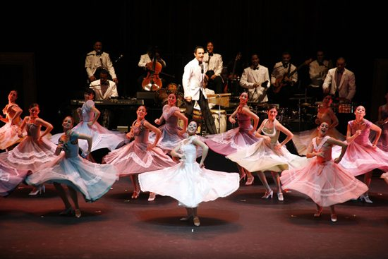 PHOTO PROVIDED Lizt Alfonso Dance Cuba will perform at 4 p.m. Sunday at the Weis Center for the Performing Arts, 1 Dent Drive, Lewisburg.
