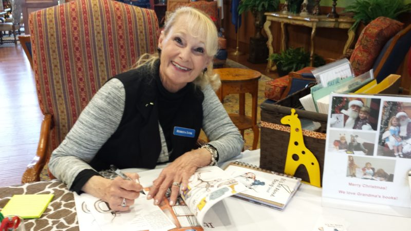 """PHOTOS PROVIDED Rebecca """"Beccie"""" Klar Lusk, formerly of Williamsport, has had three children's books published through Westbow Press."""
