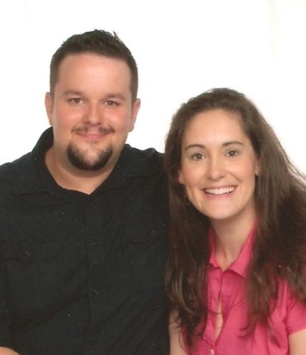 PHOTO SUBMITTED The Rev. Stephen A Fulkes, left, and his wife, Michelle, have begun ministry at Trinity Assembly of God, 332 N. Loyalsock Ave. in Montoursville.