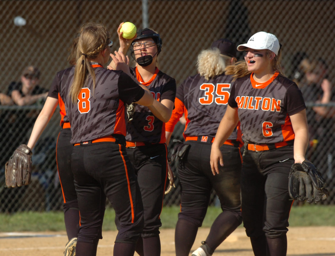 New six-class softball format has some similar matchups to old one ...