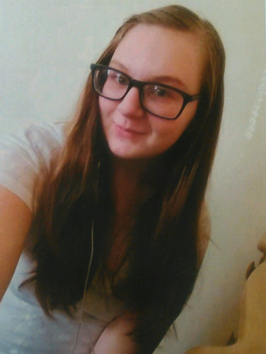 PHOTO PROVIDED Morgan Elizabeth McDermott, 14, of Williamsport, is shown in an undated photo.