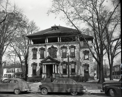 PHOTOPROVIDED Shown in this photo, courtesy of the Lycoming County Historical Society, is the Ida Hays McCormick Welfare Center, 620 W. Fourth St.