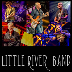 PHOTO PROVIDED Little River Band will perform 7:30 p.m. Sept. 15 at the Community Arts Center, 220 W. Fourth St.