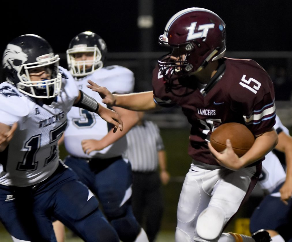 Cole Cavanaugh and Loyalsock are looking to keep pace in the District 4 Class AAA field.  JUDI PINKERTON/ For The Sun-Gazette
