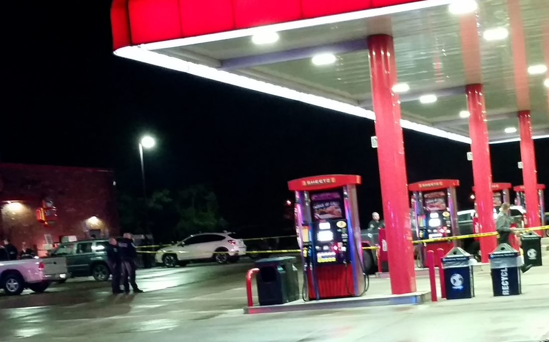 PHILIP A. HOLMES/Sun-Gazette Court documents that became public on Monday reported, among other things, that after pulling into Sheetz on Route 220 in Woodward Township last week, gunman Paul Heath, 27, pulled out two handguns and began firing at police officers who were pursuing him.